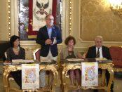 Da sinistra Corrada Vinci - Corrado Bonfanti - Cettina Raudino - Piero Giarratana (3)
