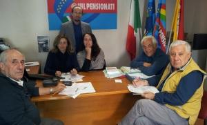 gruppo operativo Uil pensionati sr