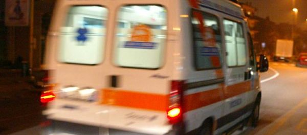 incidente ambulanza siracusa times