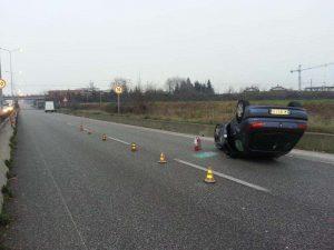 autostrada catania-siracusa autovettura ribaltata nella notte siracusa times