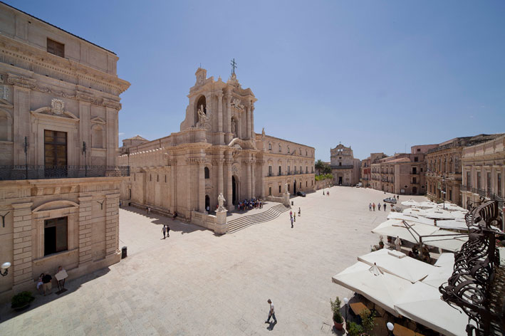 Giornalisti inglesi alla scoperta della sicilia e di siracusa for Hotel siracusa centro storico