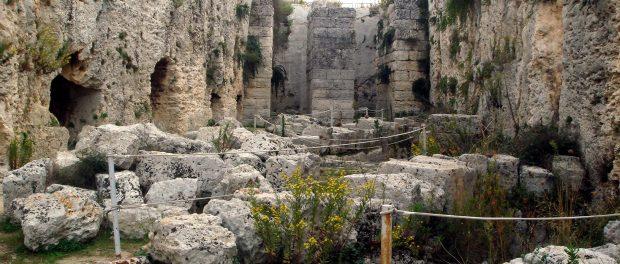 Castello Eurialo Siracusa Times