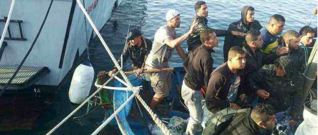 immigrazione clandestina Lampedusa