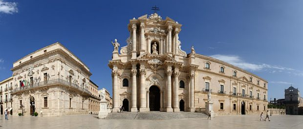 cattedrale siracusa - siracusa times
