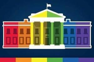 Foto profilo Twitter della pagina ufficiale della Casa Bianca