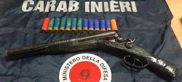 fucile a canne mozze