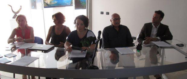Il Gusto della Luce conferenza stampa siracusa times