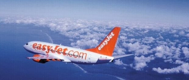 Volo easyjet siracusa times