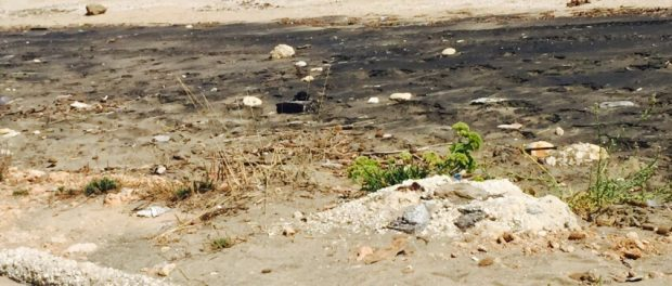 sabbia nera litorale priolo 3 siracusa times