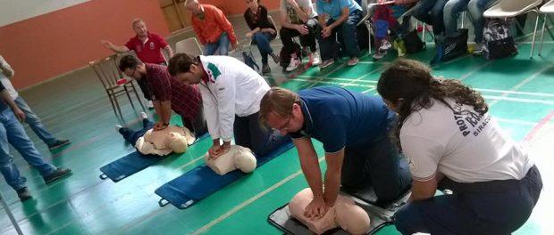 Corso Avola primo soccorso volontari protezione civile siracusa times