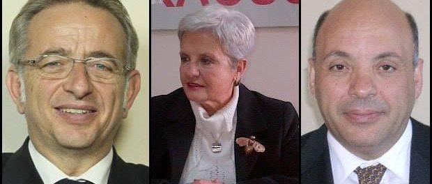 Vinciullo, Cirone, Sorbello Siracusa Times