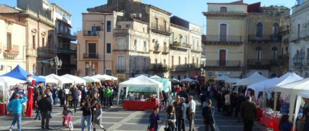 Francofonte mercatino immacolata siracusa times