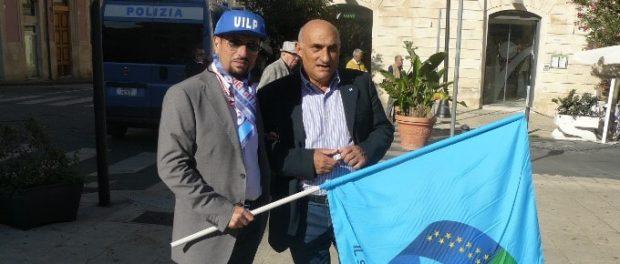 Sergio Adamo e Stefano Munafò uil siracusa times