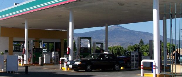 distributore di benzina siracusa times