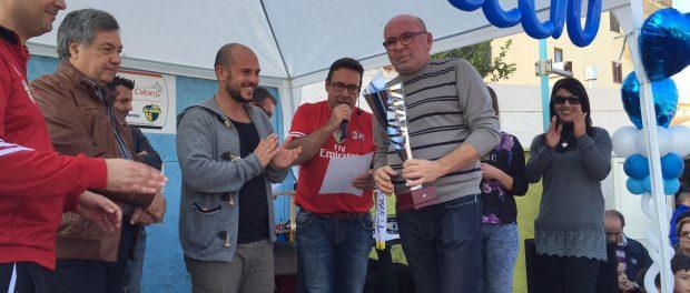 premiazione trofeo Salvuccio Miconi Siracusa Times