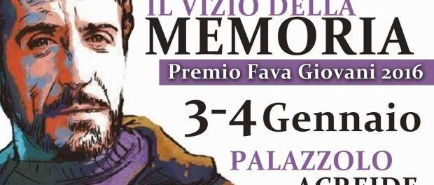 Premio Pippo Fava Siracusa Times