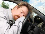 sonno sicurezza stradale