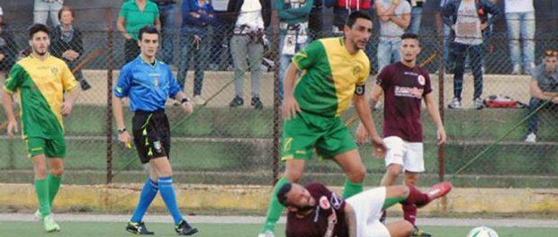 Gigi Calabrese Palazzolo calcio siracusa times
