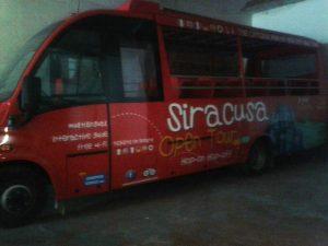 bus turistico scoperto Siracusa Times