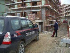 carabinieri cantiere edile siracusa times