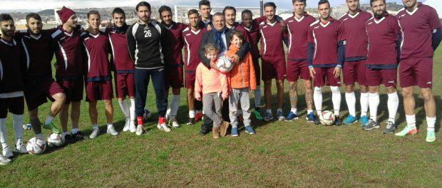 albanese allenamento