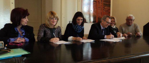 firma protocollo liberetà siracusa times