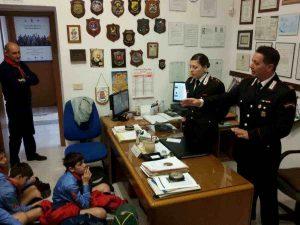 scout e carabinieri - siracusatimes