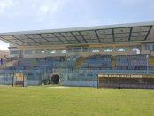 Pensilina Stadio Nicola De Simone Siracusa Times