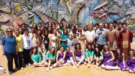 Laboratorio teatrale Gargallo anno 2015-16 Siracusa Times