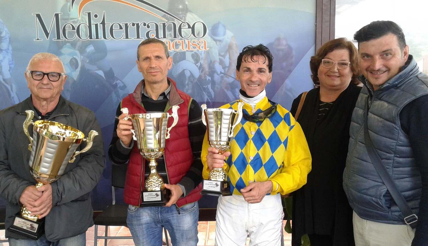 Premiazione Memorial Gaetano Postiglione