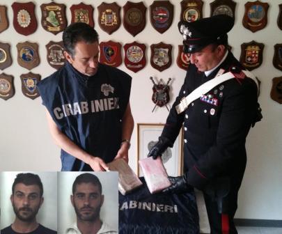 cocaina sequestrata siracusa carabinieri siracusa times