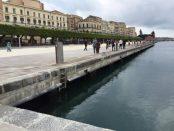nuova banchina Marina Passeggiata siracusa times 2