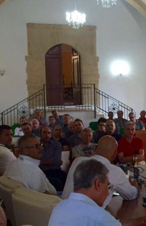 """""""Valorizzazione dell'arancia rossa di Sicilia- Misure normative e certificazione IGP"""" francofonte Siracusa times"""