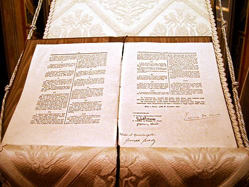 Costituzione Italiana Siracusa Times