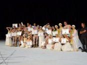 allievi terzo anno fondazione inda consegna diplomi siracusa times