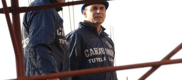 lavoro nero carabinieri - siracusatimes