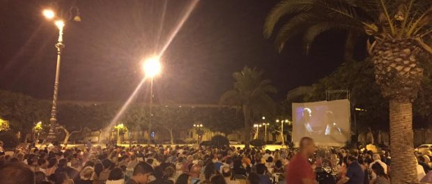 Seconda serata Cinema in Piazza 3.0