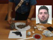 droga e revolver avola- siracusatimes