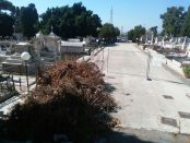 Cimitero Siracusa Abbandono lavori Siracusa Times