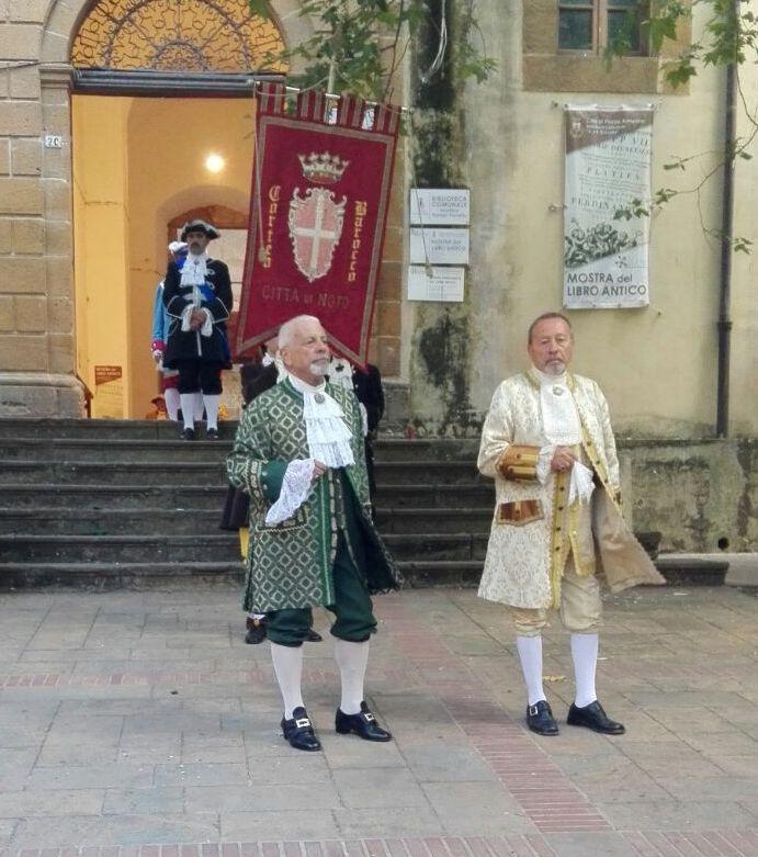 Corteo del barocco Siracusa Times