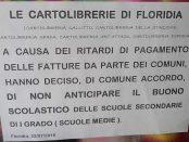 protesta_cartolibrerie_floridia - siracusatimes