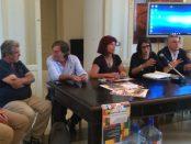 raccolta fondi pro amatrice conferenza stampa siracusa times