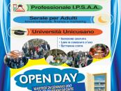 locandina open day 2017