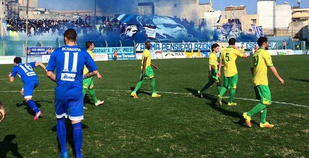 Sottil Siracusa Calcio Melfi Times