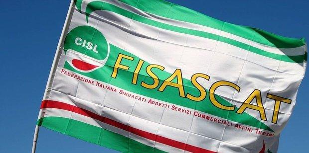 FISASCAT Cisl Bandiera Siracusa times