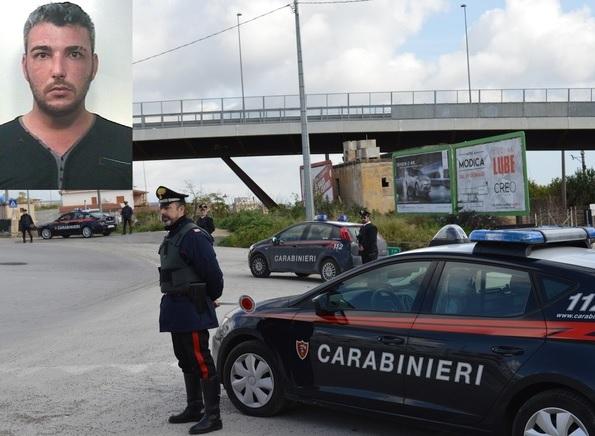 rosolini carabinieri arresto -siracusatimes