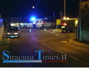 incidente via lentini siracusa times