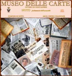 museo delle carte siracusa times