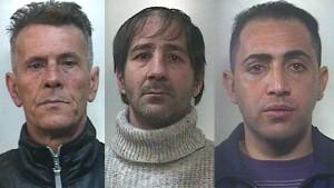 arrestATI CATANESI