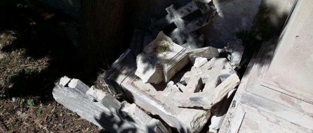 villa reiman crollo balaustra siracusa times